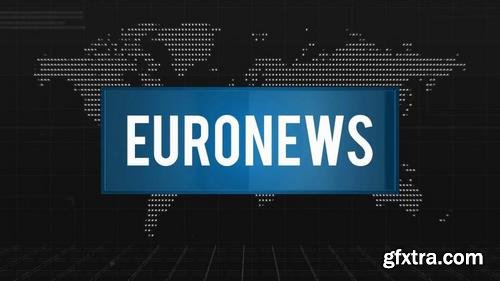 News Opener After Effects Templates