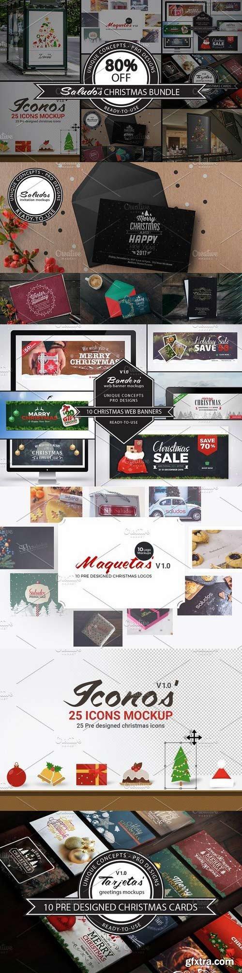 CM - Saludos' (Christmas Mega Bundle) 1125696