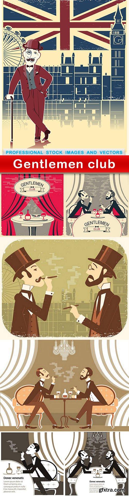 Gentlemen club - 7 EPS