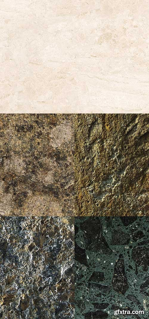 Stone texture and stone walls