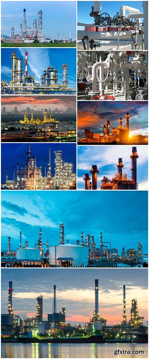 Petrochemical plant - 10UHQ JPEG