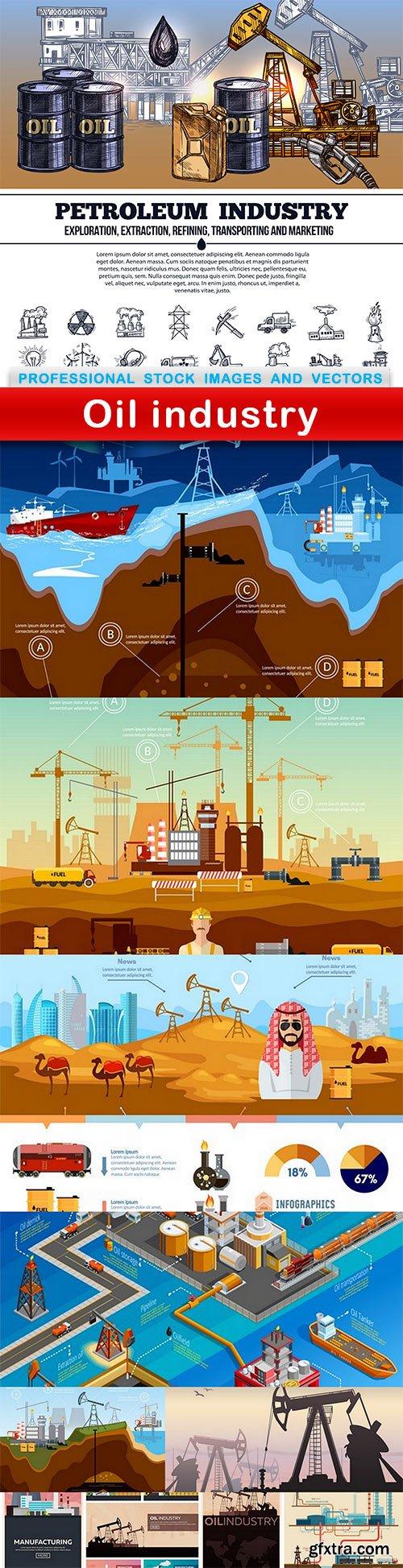 Oil industry - 9 EPS