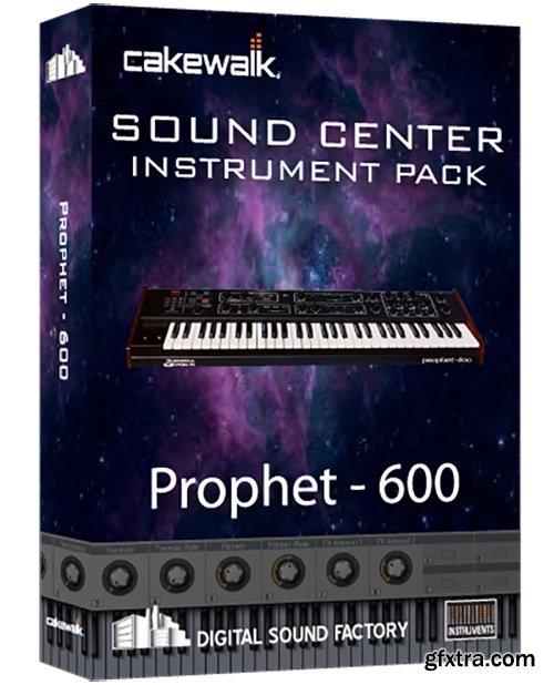 Digital Sound Factory Prophet-600 KONTAKT