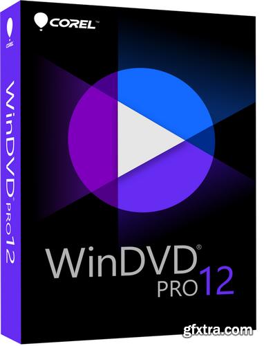 Corel WinDVD Pro 12.0.0.66 SP2 Multilingual