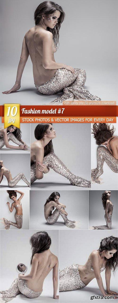 Fashion model #7, 10 x UHQ JPEG