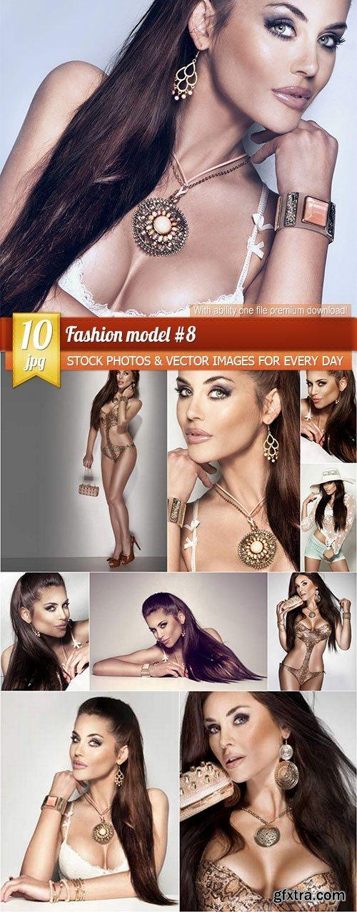 Fashion model #8, 10 x UHQ JPEG