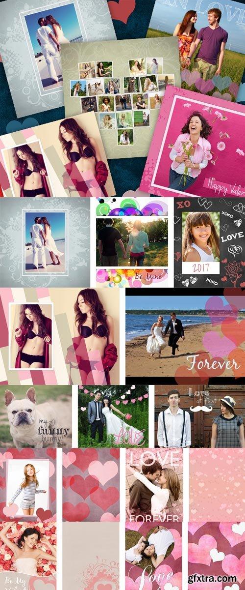 PhotoBacks - Love Pack