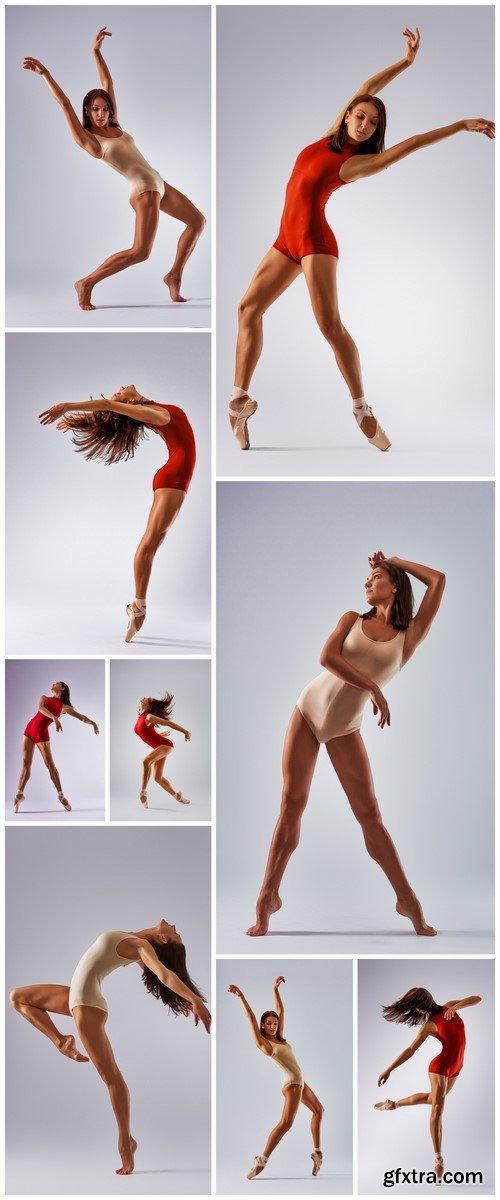 Dancer ballerina 9X JPEG