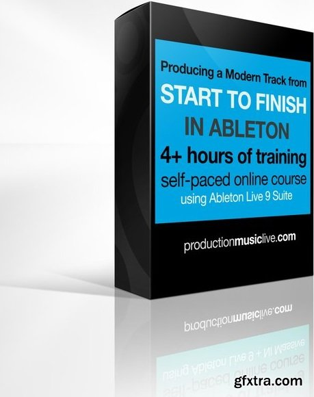 Production Music Live Producing a Modern Track from Start to Finish TUTORIAL-Strike
