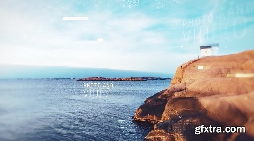 Videohive Glitch Slideshow 17626937