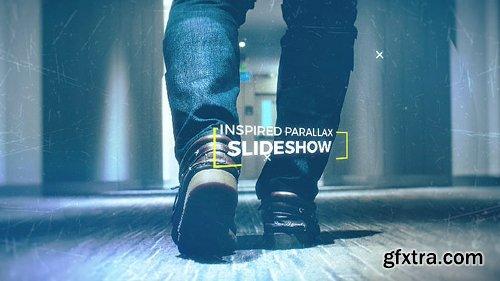 Videohive Inspired Parallax Slideshow 17451199