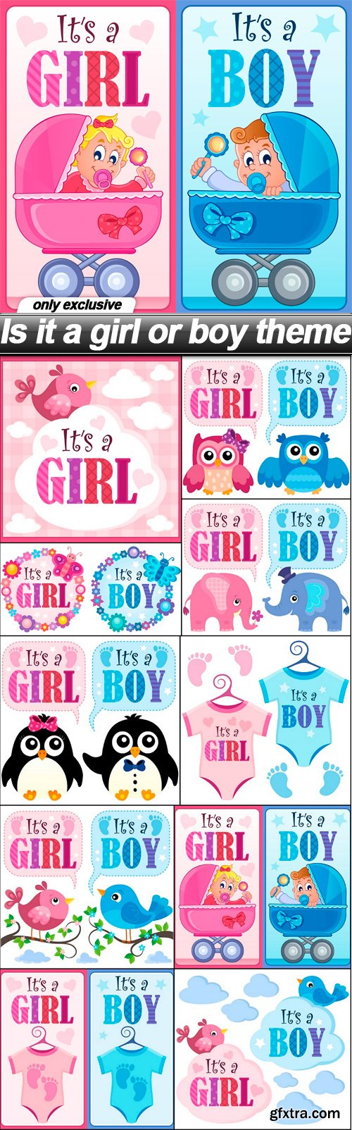 Is it a girl or boy theme - 10 EPS