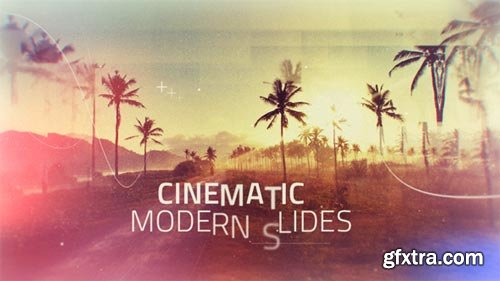 Videohive - Cinematic Modern Slides - 19333006