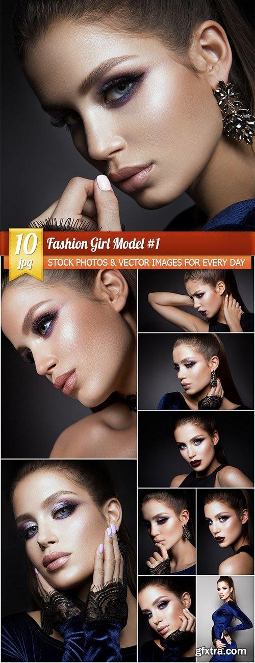 Fashion Girl Model #1, 10 x UHQ JPEG