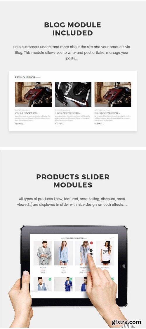 ThemeForest - Inspira - Multipurpose Responsive Opencart Theme 19199000