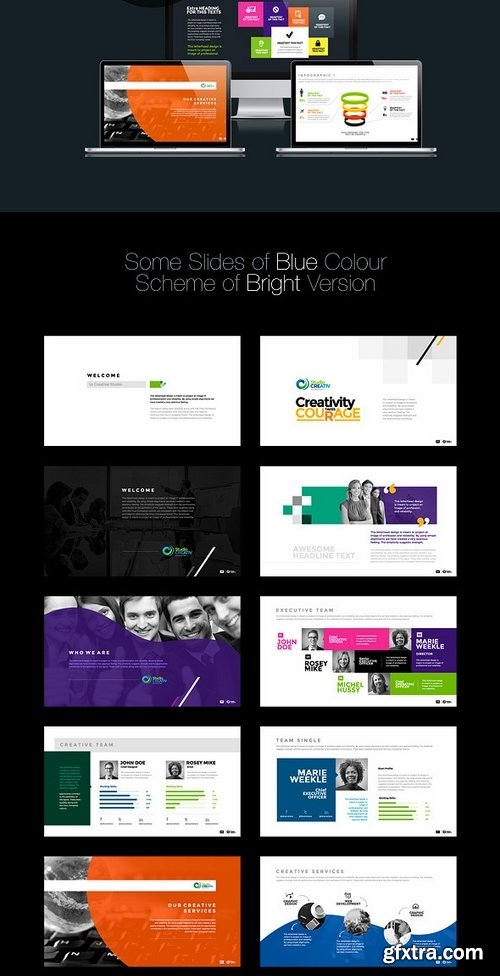 GraphicRiver - Creative Business Keynote 9016972