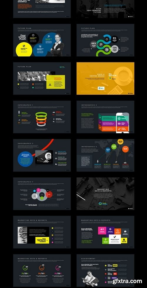 GraphicRiver - Creative Business Keynote 9016972