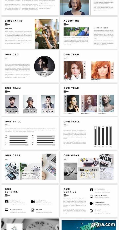 GraphicRiver - Moksa - Creative Agency Keynote Presentation 19432500