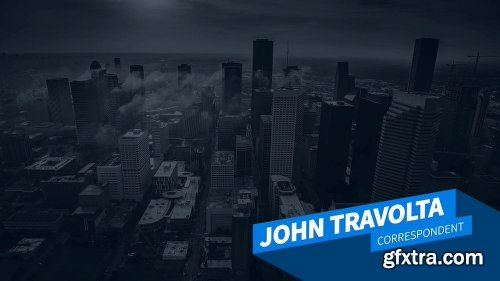 Videohive Lower Thirds Variety Pack 19216216