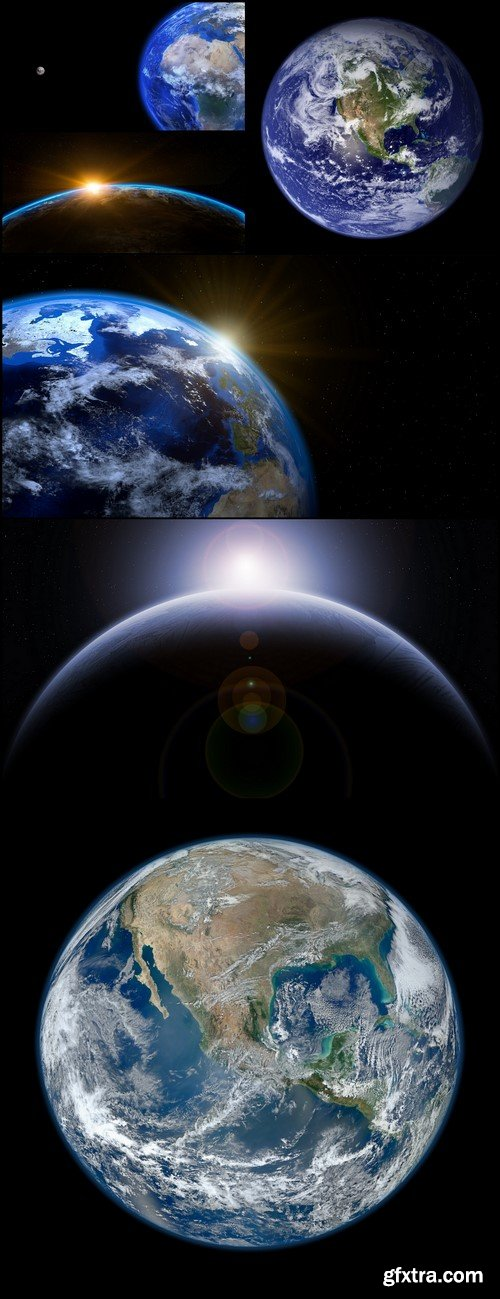Planet Earth 6X JPEG