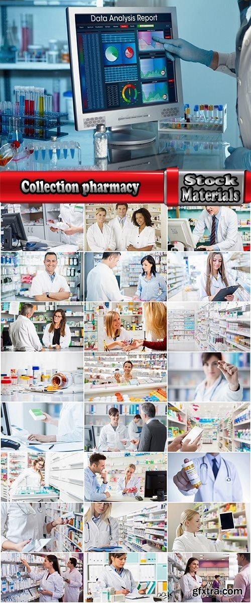 Collection pharmacy pharmacist medicine medication pill 25 HQ Jpeg