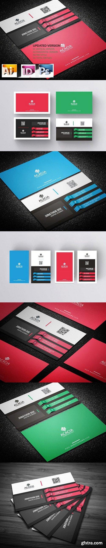 CM - Elegant Business Card 788444