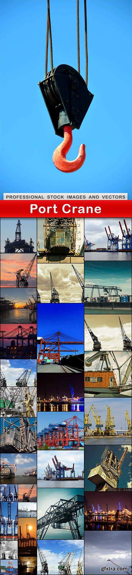 Port Crane - 33 UHQ JPEG