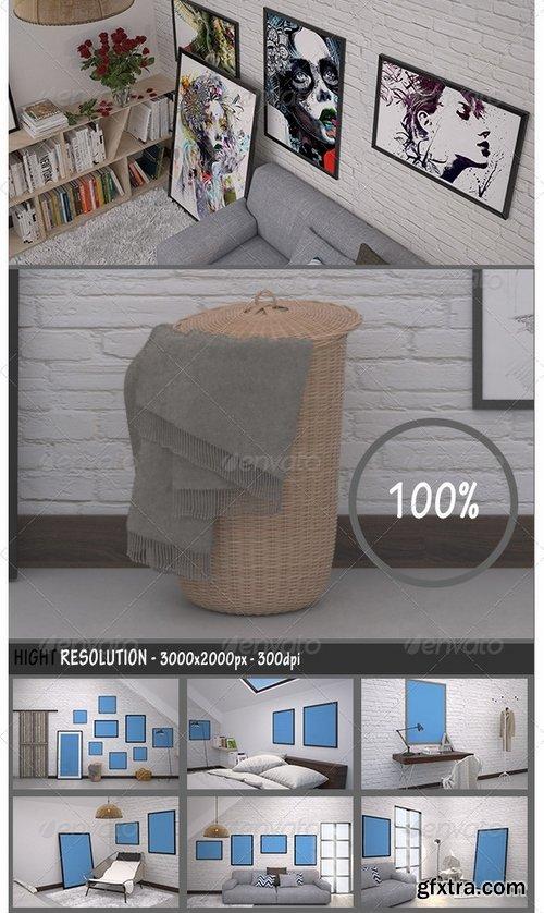GraphicRiver - Picture Mockup [Vol 2] 7956504