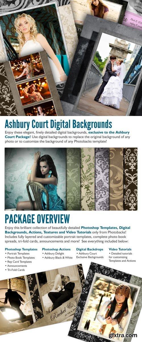 PhotoBacks - Ashbury Court Package