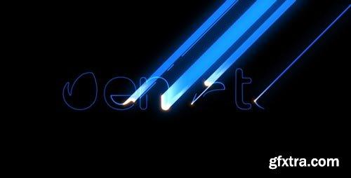 Videohive - Minimal Laser - Hi-Tech Logo Reveal - 19419125