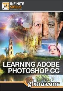 Learning Adobe Photoshop CC Training Video