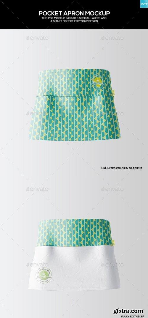 GraphicRiver - Pocket Apron Mockup 19443285
