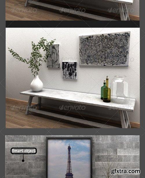 GraphicRiver - Picture Mockup 7139721