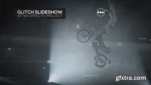 Videohive - Glitch Slideshow - 19415516