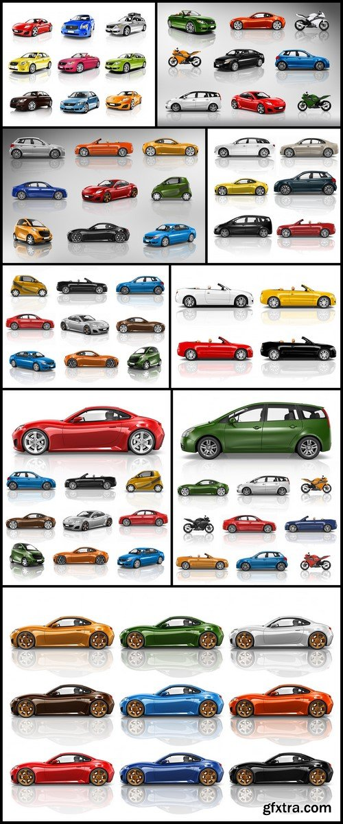 Cars 9X JPEG