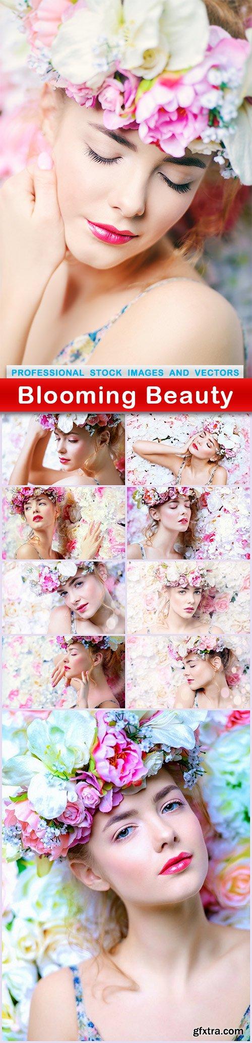 Blooming Beauty - 10 UHQ JPEG
