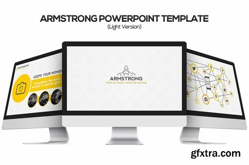 Armstrong Keynote Template (Light)