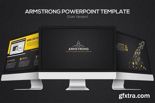Armstrong Keynote Template (Dark)