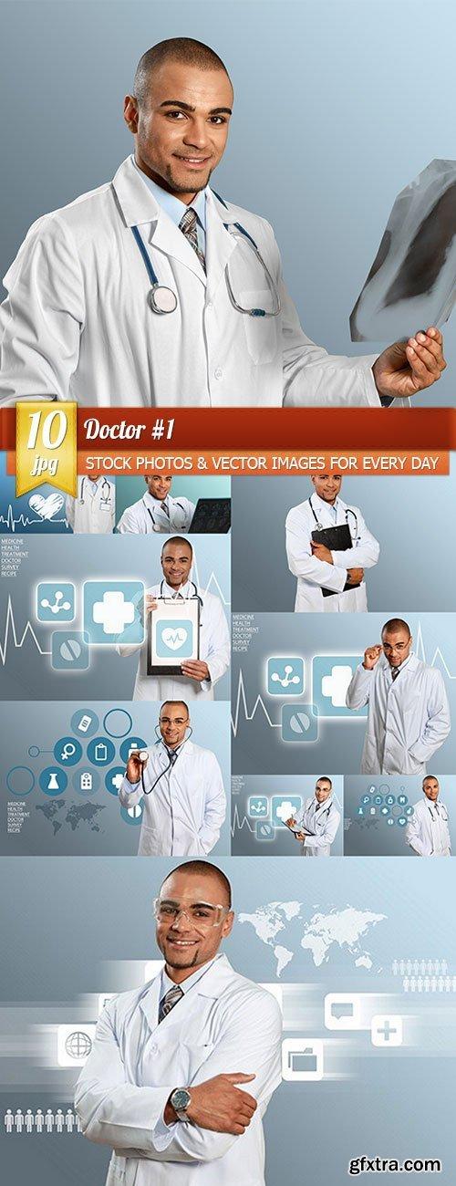 Doctor 1, 10 x EPS