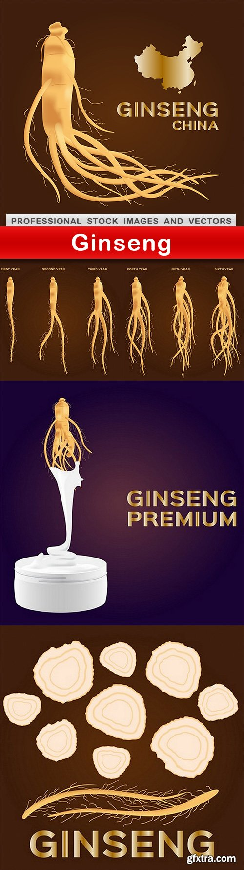 Ginseng - 5 EPS