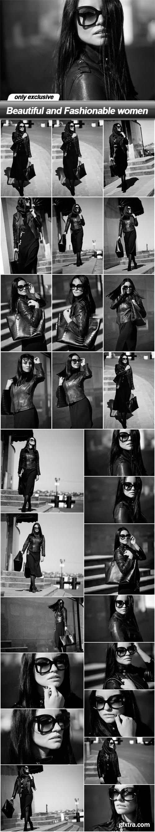 Beautiful and Fashionable women - 25 UHQ JPEG