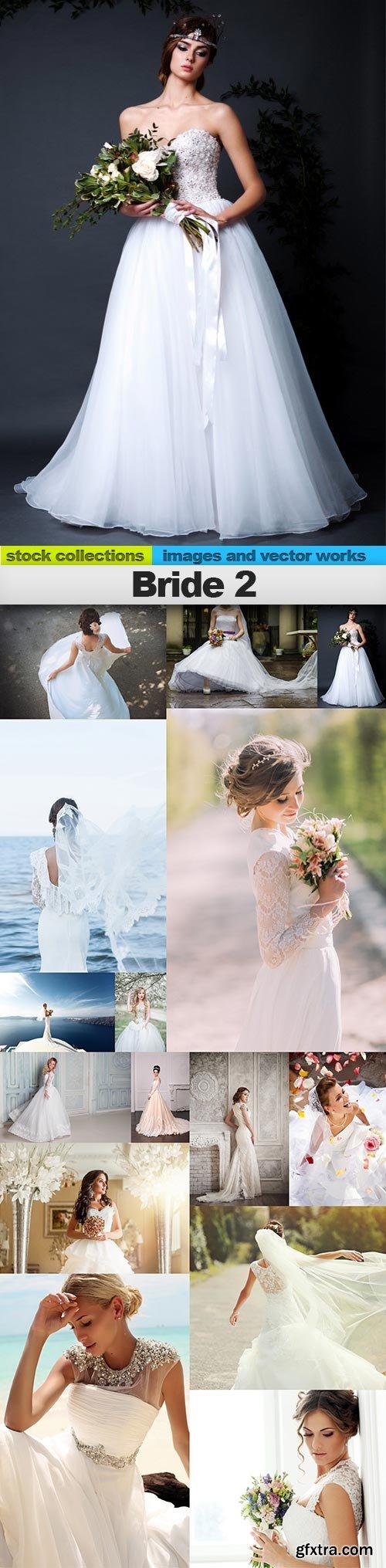 Bride 2, 15 x UHQ JPEG