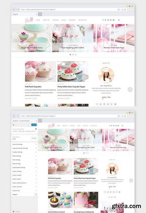 CM - Baking WordPress Theme \