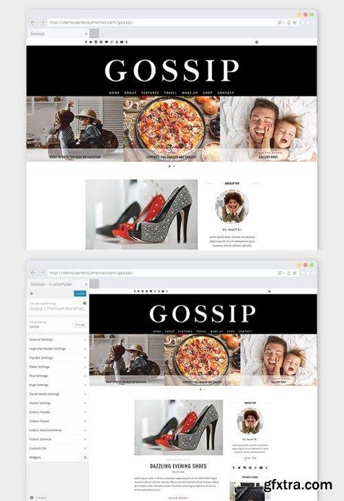 CM - Fashion WordPress Theme \