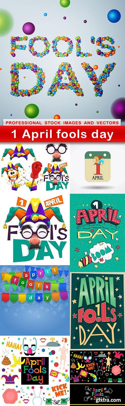 1 April fools day - 9 EPS