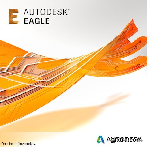 Autodesk EAGLE Premium 9.1.1 (x64) Portable