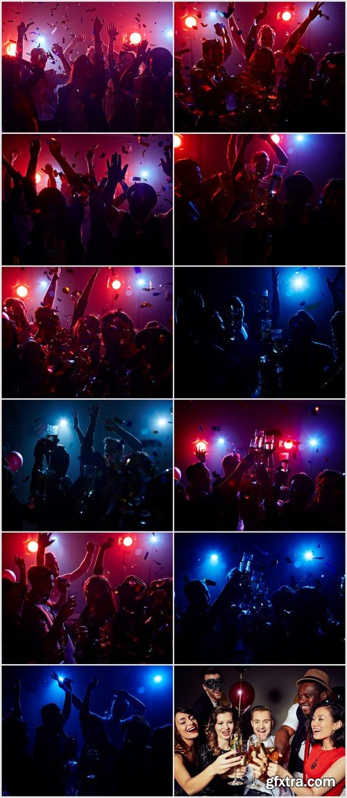 Dancing friends 12X JPEG