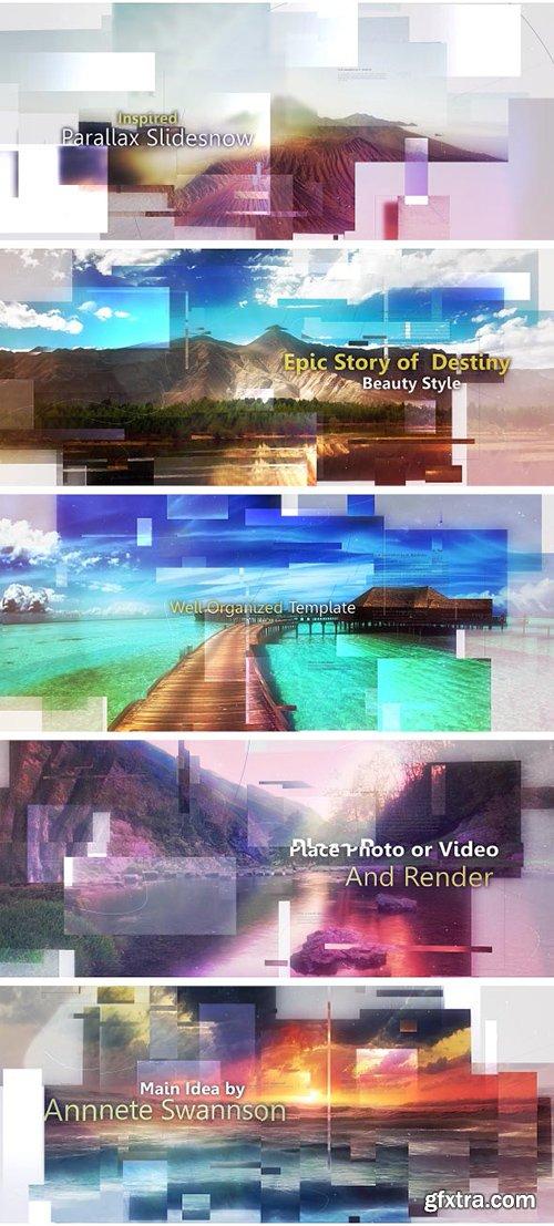 Videohive Inspired Parallax Slideshow 19195728