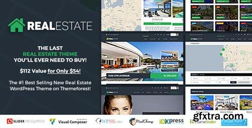 ThemeForest - WP Pro Real Estate 7 v2.5.6 - Responsive Real Estate WordPress Theme - 12473778