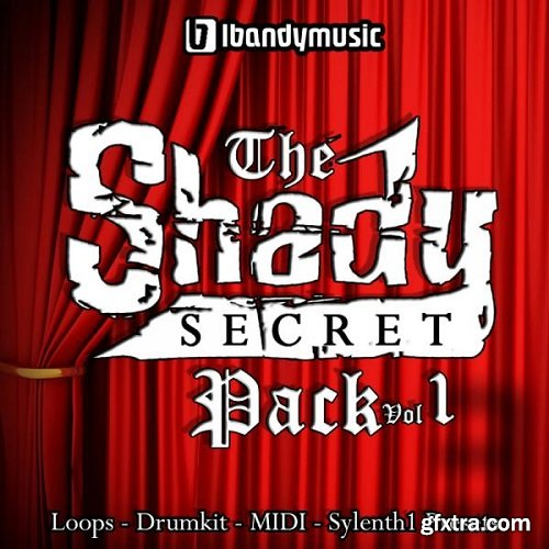 LBandyMusic - The Shady Secret Vol 1 WAV MiDi AiFF